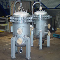 Carbon Steel Filter Housing