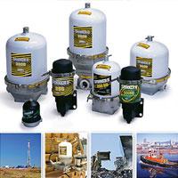 Centrifugal oil