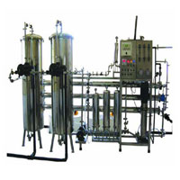 Industrial Reverse Osmosis Installation