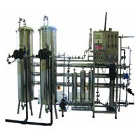 Industrial Reverse Osmosis Installation