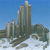 Metal Fibre felt filter material