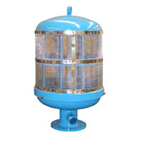 Self-Cleaning Suction Strainers